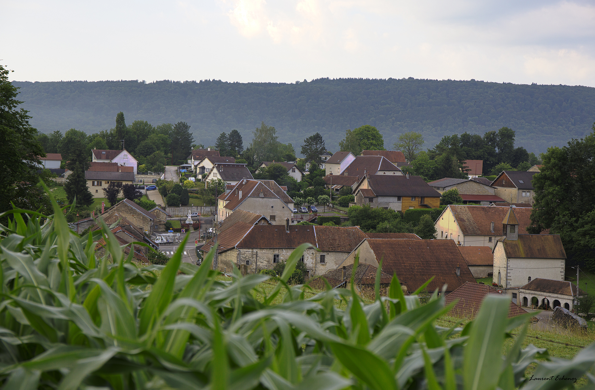 Commune nouvelle Marchaux Chaudefontaine
