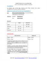 CNI PASSEPORTS INFORMATIONS